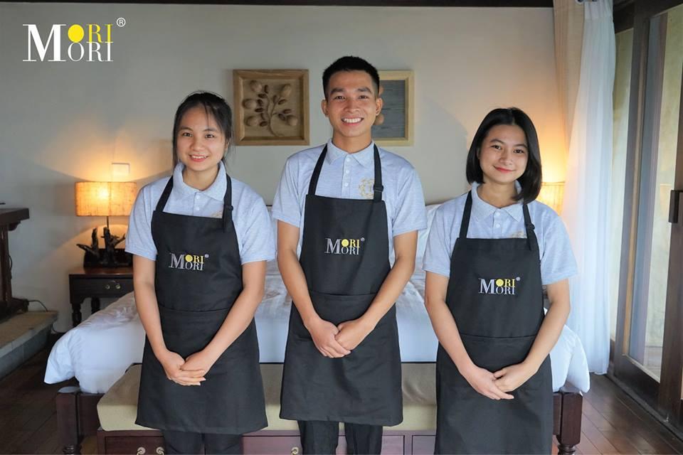 Dịch vụ thuê giúp việc của Mori Mori